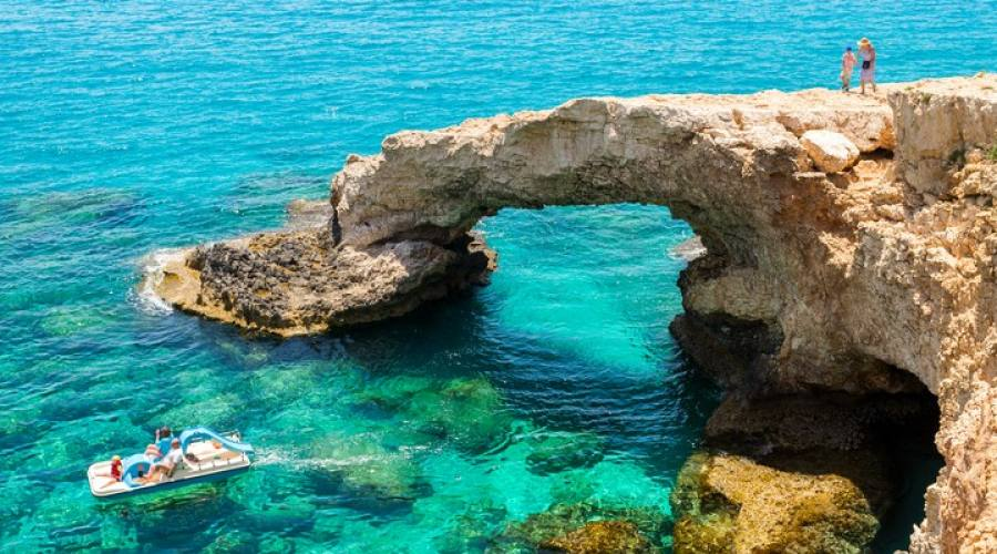 Lovers Bridge - Capo Greco