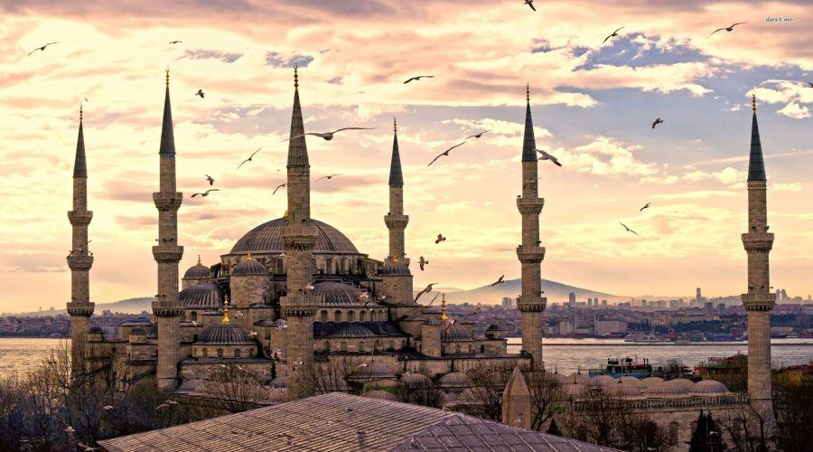 La Moschea Blue