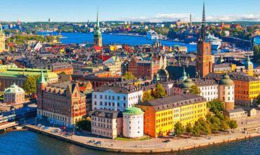 Capitali Scandinave: in treno e crociera