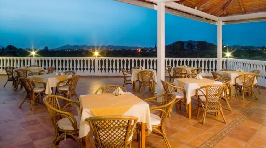 Terrazza Panoramica per colazione e cena