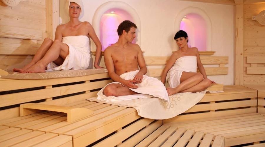 La sauna