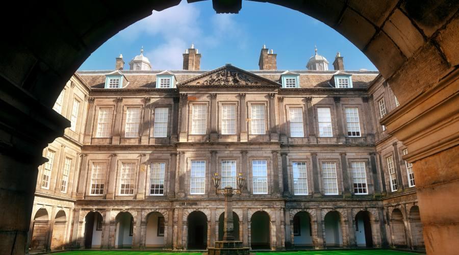 Palazzo di Holyroodhouse