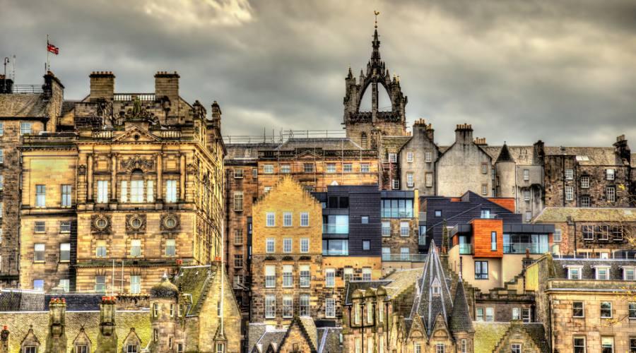 Centro di Edimburgo