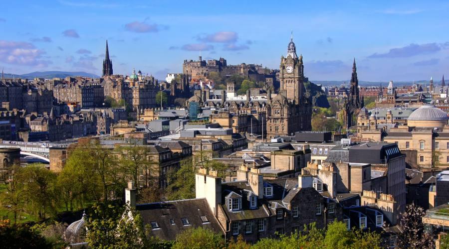 Edimburgo centro storico