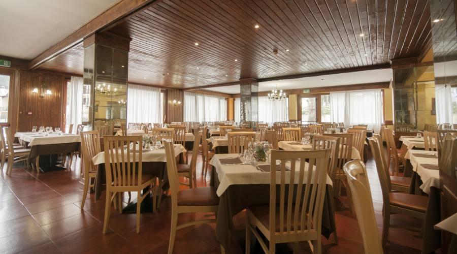 Sala da pranzo e ristorante