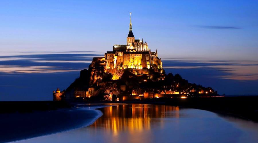 mont saint michel