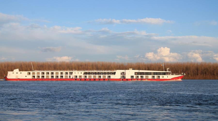 Navigazione in Ungheria