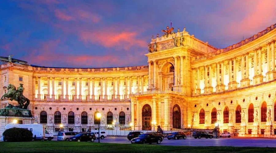 Vienna, notturno
