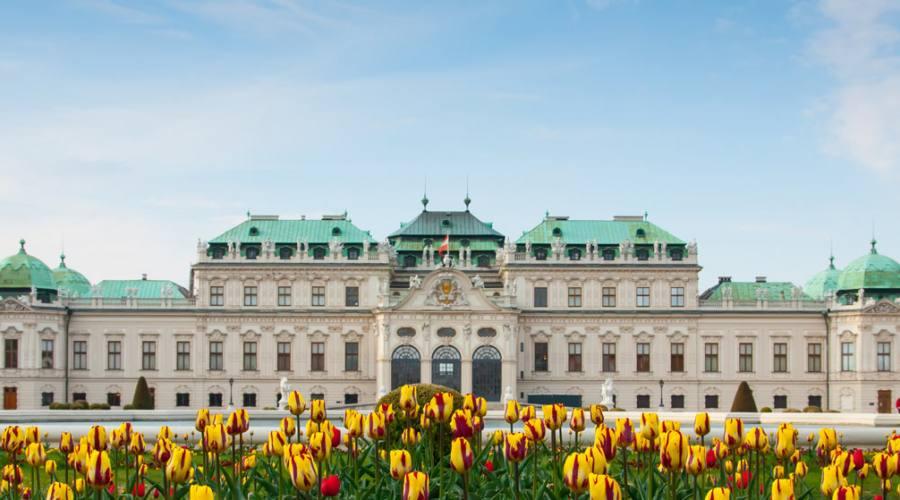 Vienna, Shonnbrunn