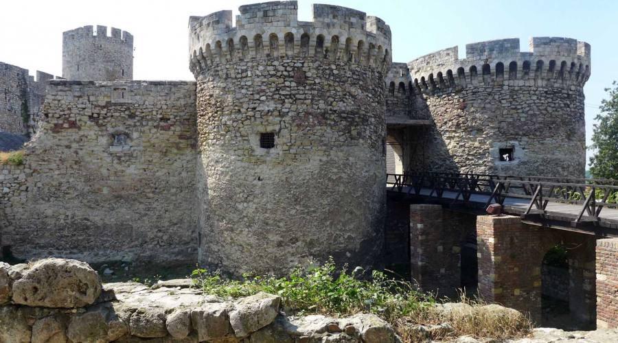 Belgrado, la fortezza