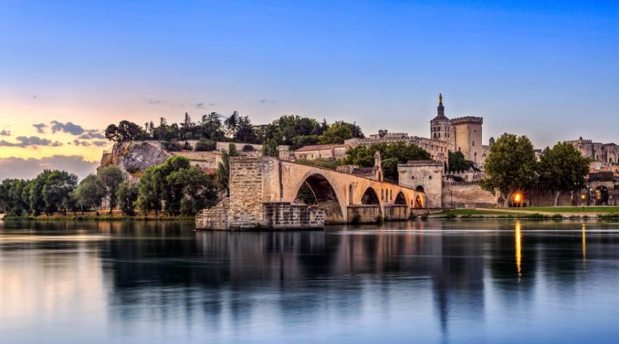 Avignone, il ponte
