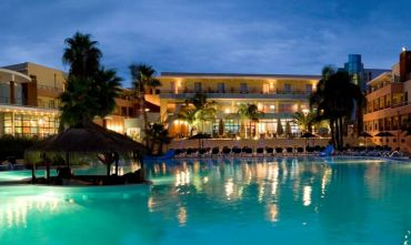 L'Esperia Palace e la sua fantastica piscina!