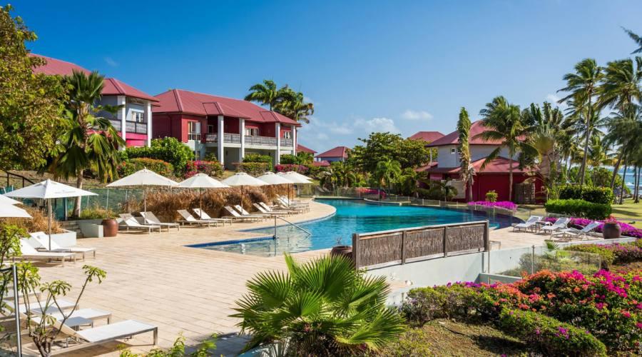Il resort Cap Est Lagoon