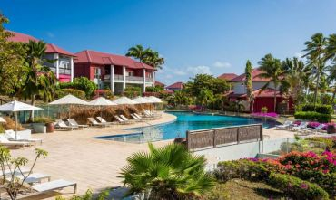 Hotel Cap Est Lagoon Resort & Spa 4 stelle