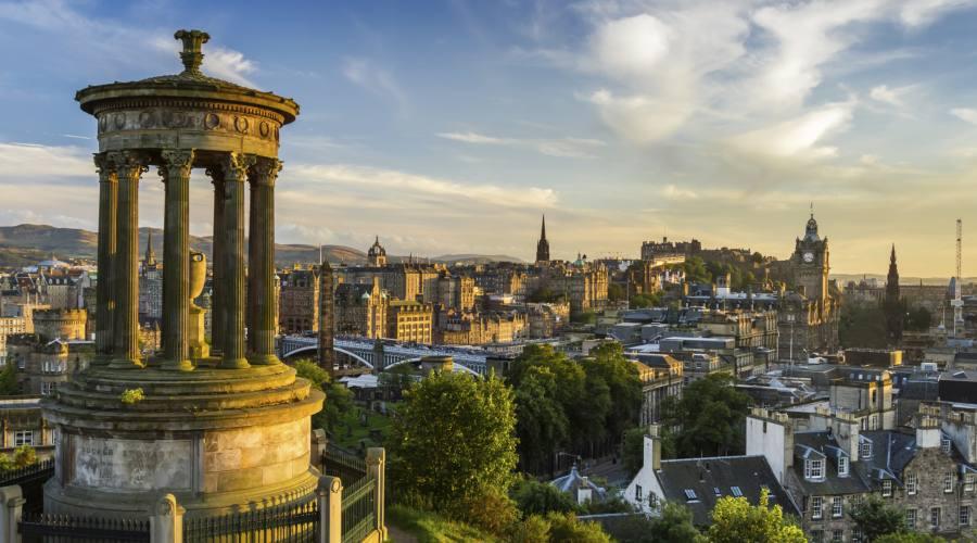 Scopri Le Offerte Dedicate Ai Soggiorni Linguistici A Edimburgo ...