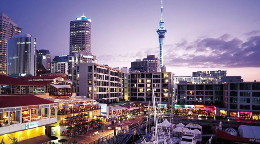 NUOVA ZELANDA - Auckland