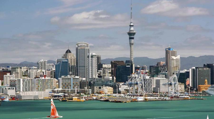 Cita di Auckland