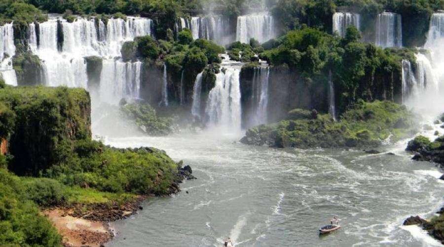 Tour essenziale: Cascate di Iguacu