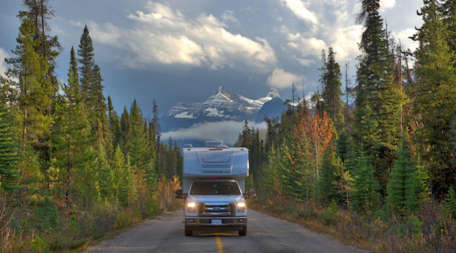 Canada paesaggio