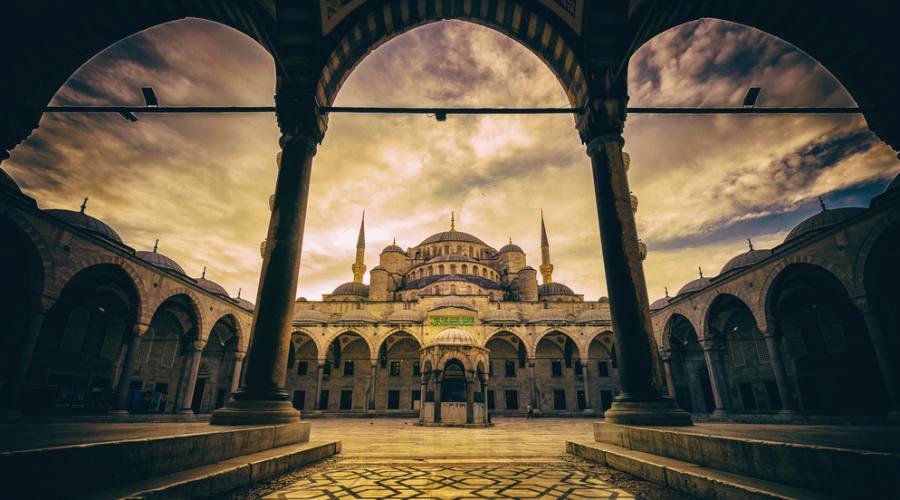 La Moschea di Sultan Ahmed