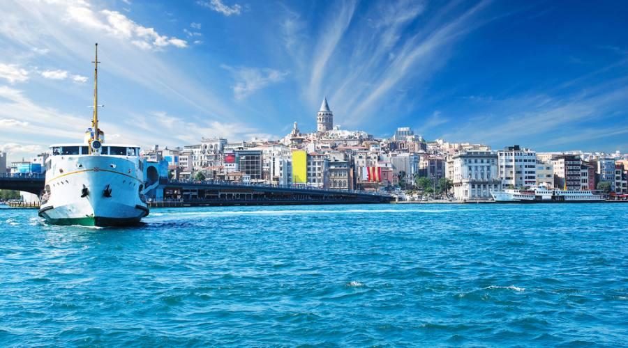 visita della Parte Asiatica di Istanbul