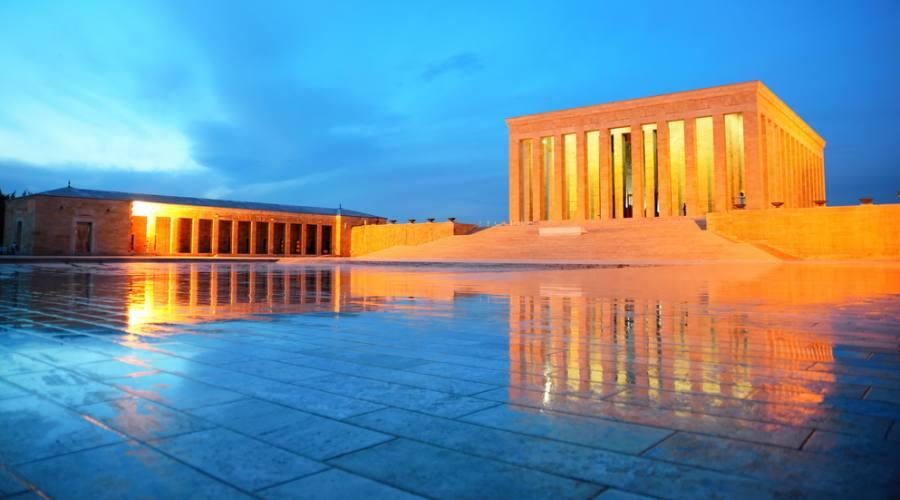 Mausoleo di Ataturk: