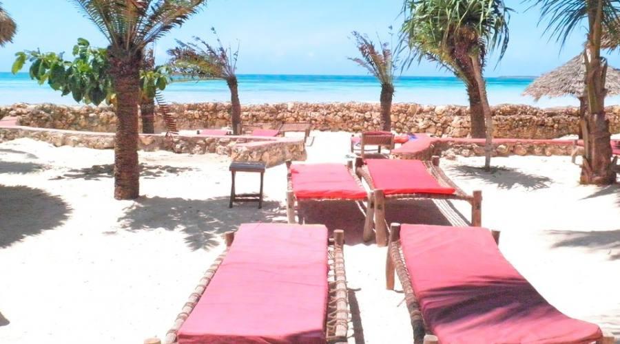 La spiaggia Uroa