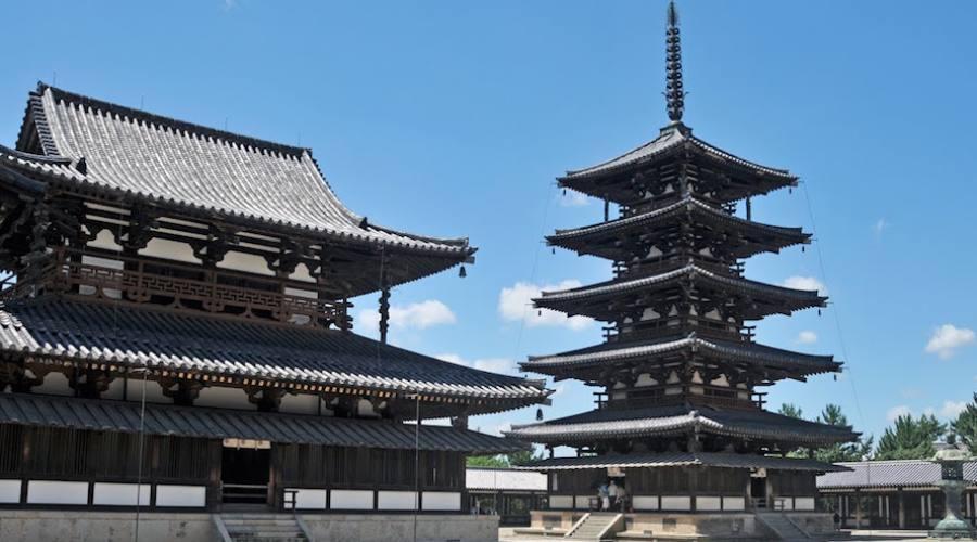 Kyoto - Pagoda del Tempio Toji