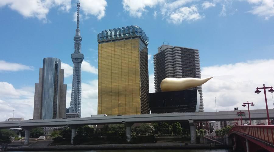 Tokyo - Skyline