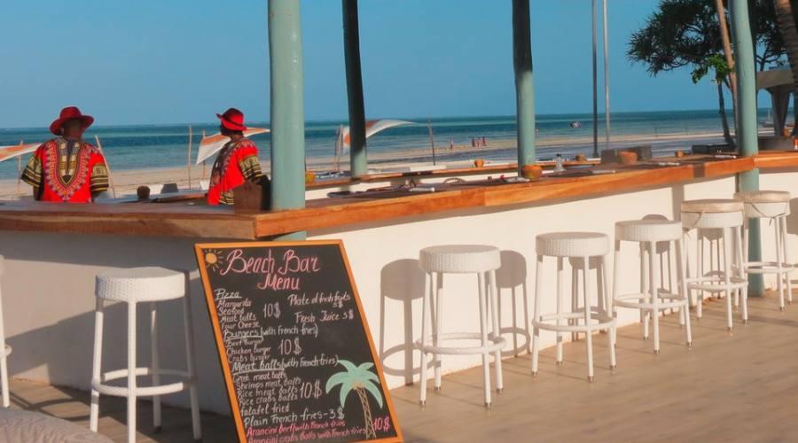 kiwengwa Beach Bar