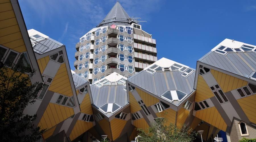 case  cubiche Rotterdam