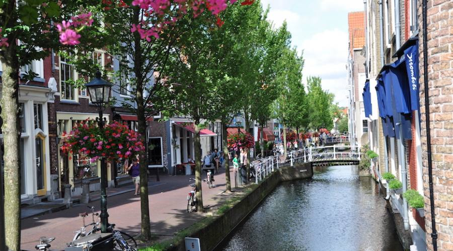 Canali di Delft