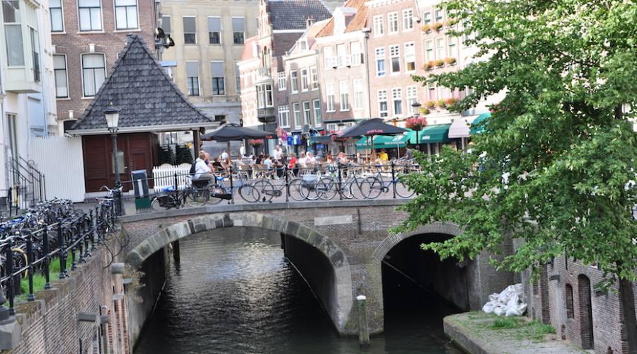 Utrecht città studentesca