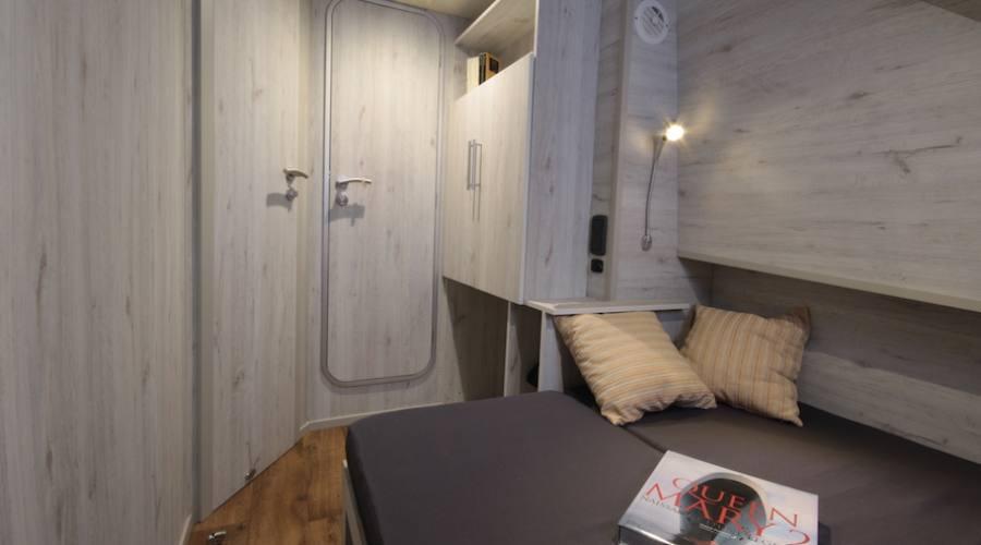 Interni minuetto cabine