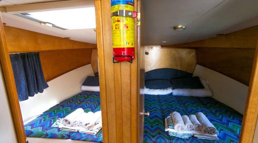 first cabine