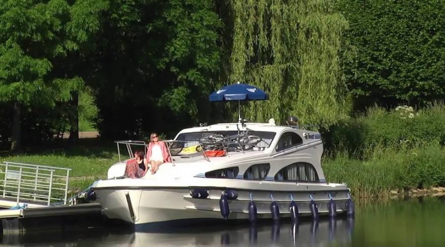 Sperimentiamo l'houseboat