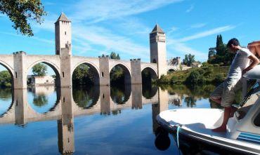 Vacanza fluviale in una delle regioni di crociera più spettacolari!