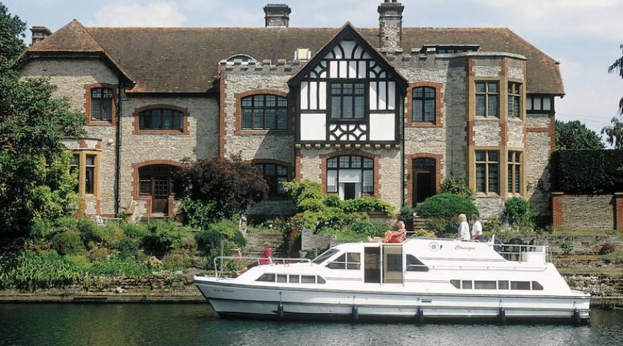 Thames, magnifiche mansions