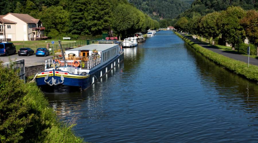 Alsazia, lungo i canali