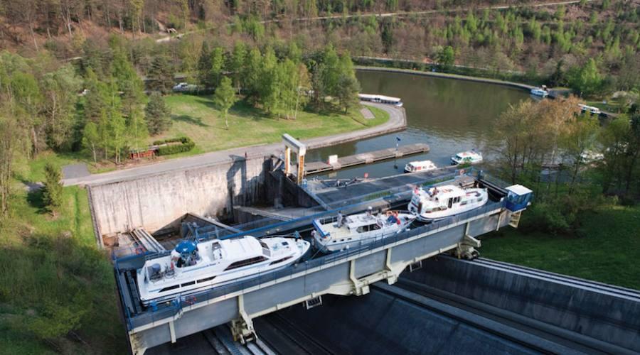 Arzviller ascensore per imbarcazioni