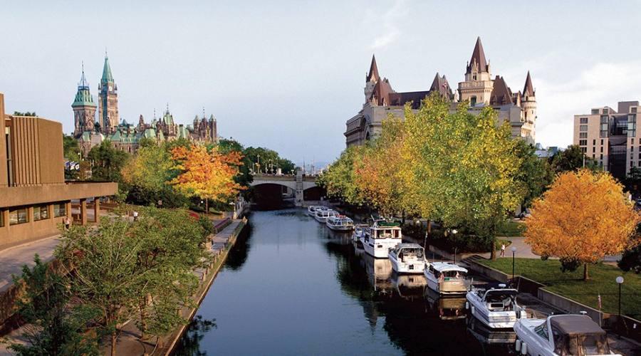 Ottawa in autunno
