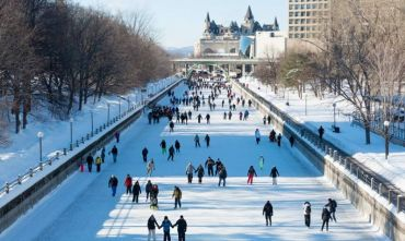 Vacanza fluviale sul Canale Rideau da Ottawa a Kingston