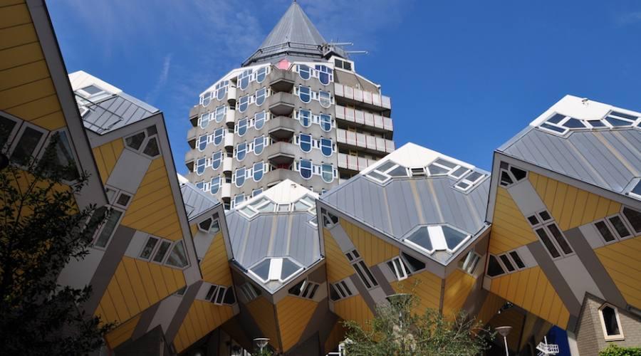 Case cubiche a Rotterdam