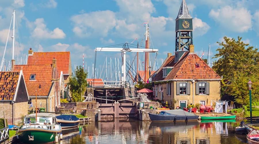 Hindelopen base della Frisia