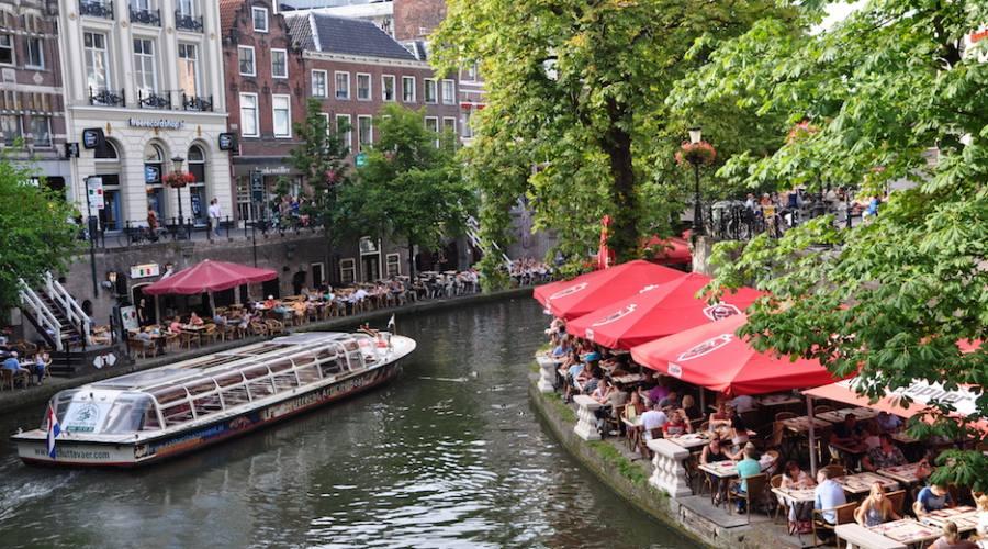 Localini lungo i canali