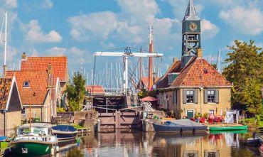 L' Houseboat tra canali, mulini a vento e tulipani