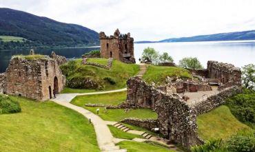 House Boat nella magia degli Highlands