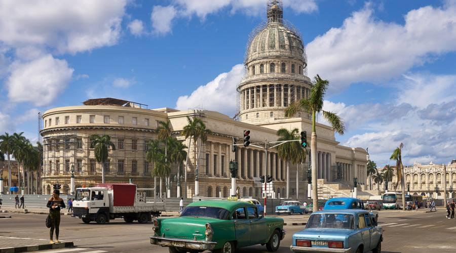 L'Havana Il Capitolio