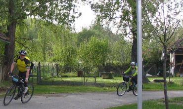 In Bicicletta Sul Lago Balaton