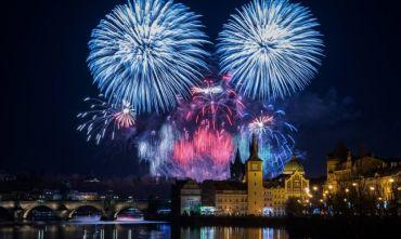 Capodanno in bus nella capitale Ceca